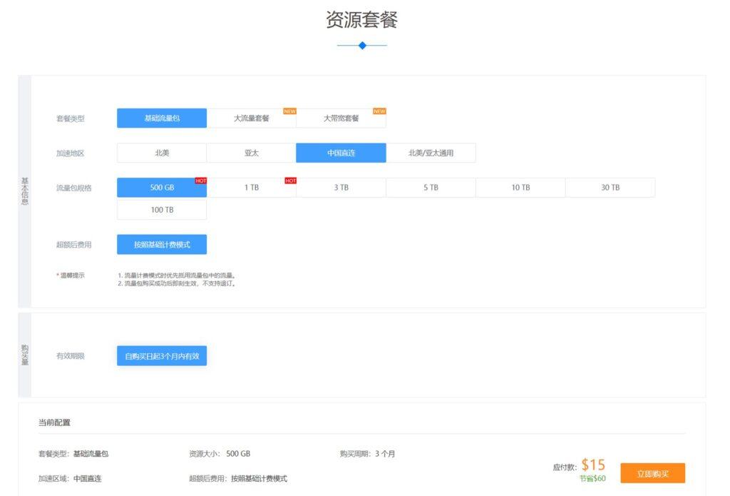 国内免备案CDN推荐-Nodecache-米算网