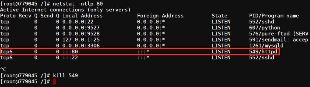 宝塔面板Nginx启动提示Address already in use错误解决方案-米算网