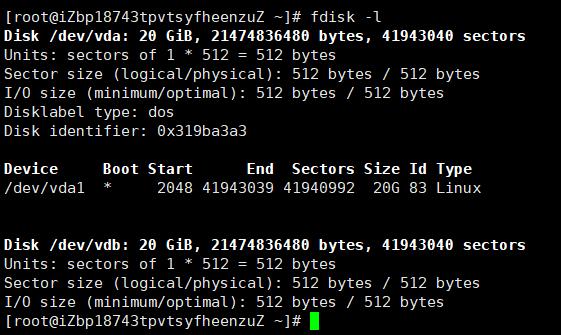 Linux云服务器如何挂载磁盘?-米算网