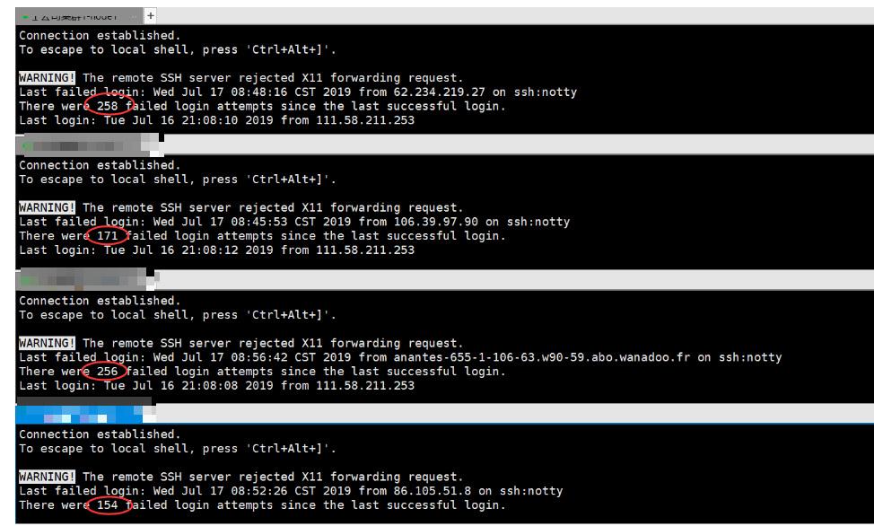 Linux系统如何防止ssh暴力破解?