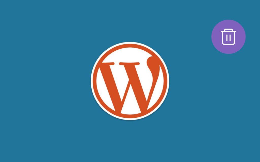 如何限制或取消wordpress自动清空回收站功能