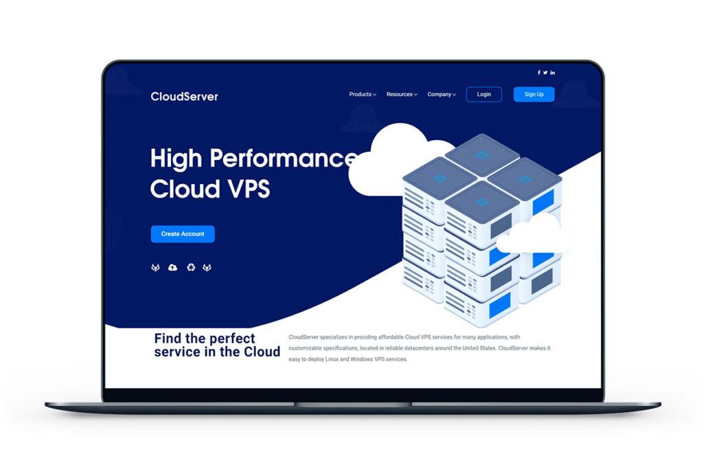 CloudServer - 三节点任选 带宽1G 流量5T 月付4美元